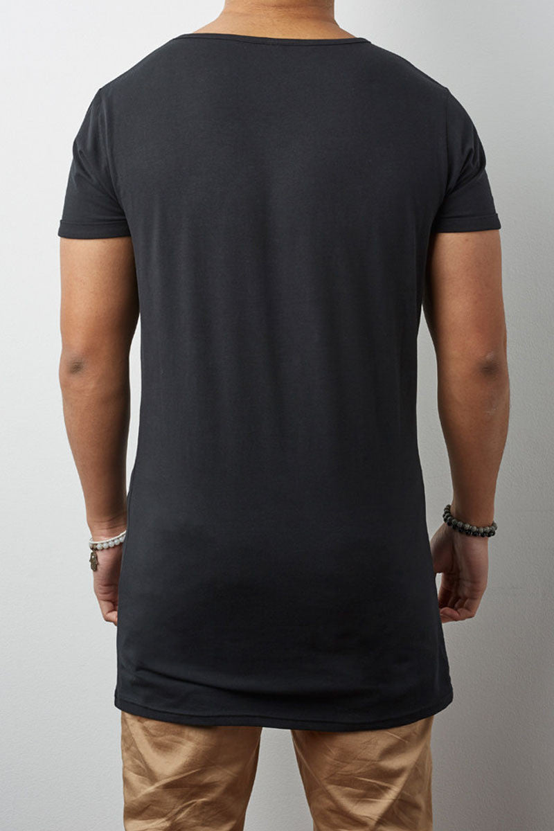 Brooklyn Tall T-shirt (Black)