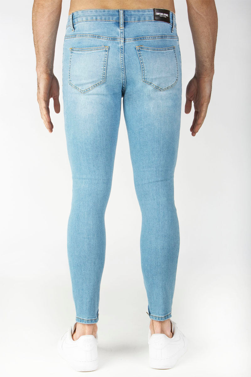 Spray Jeans - Light Blue