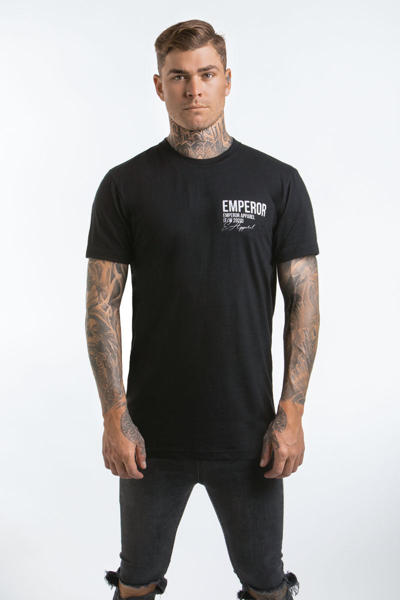 FW Hood & T-Shirt Bundle - Black