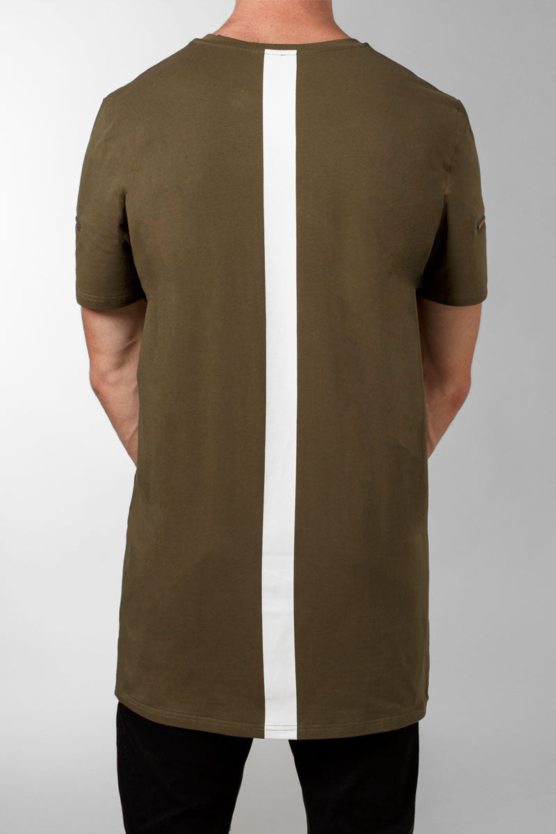 Gio T-shirt (Olive)