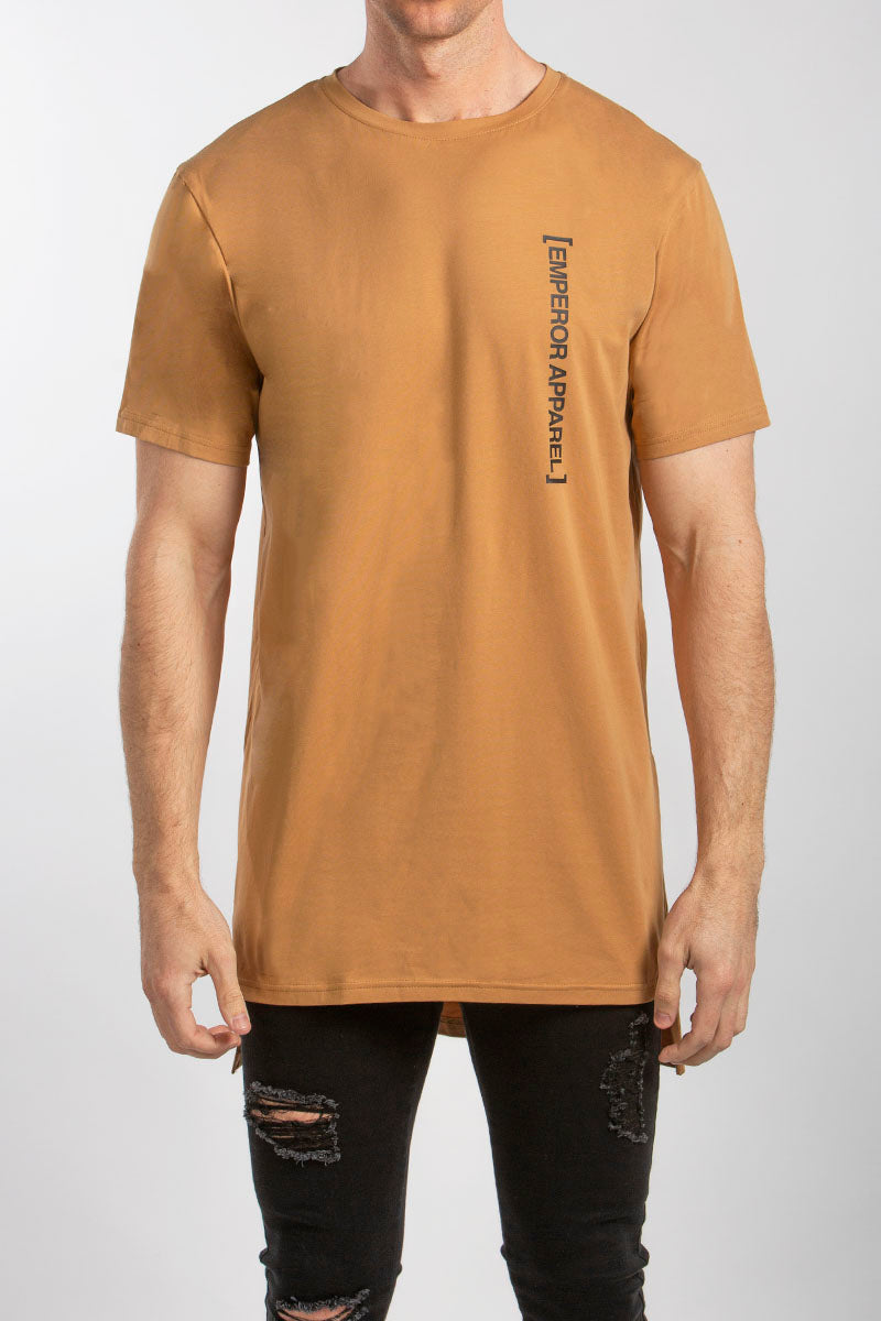 Global T-Shirt (Tan)