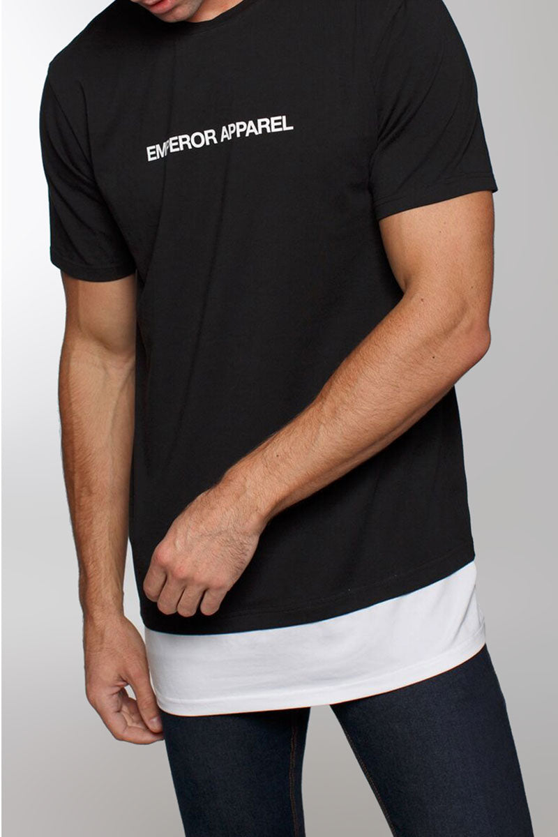 Lucca T-Shirt (Black)