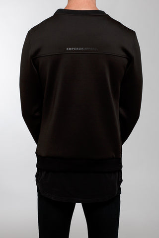 Marce Microfleece Crewneck