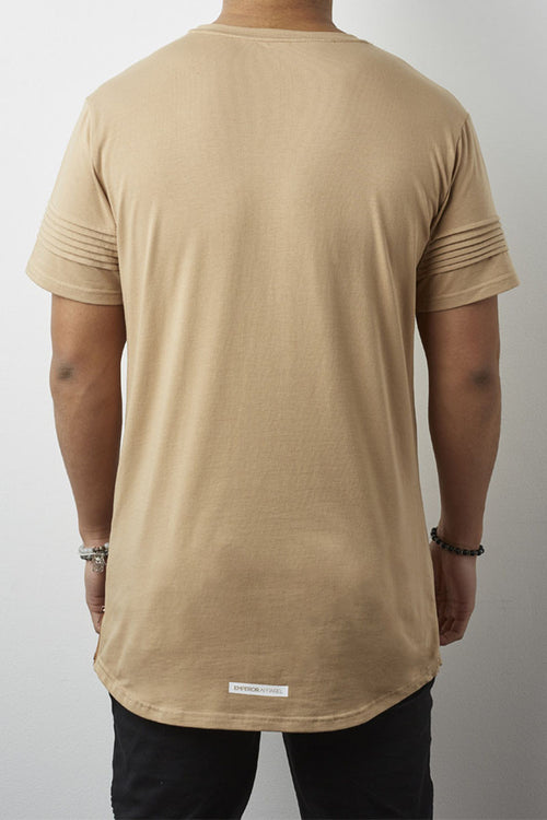 Midtown T-Shirt (Tan)