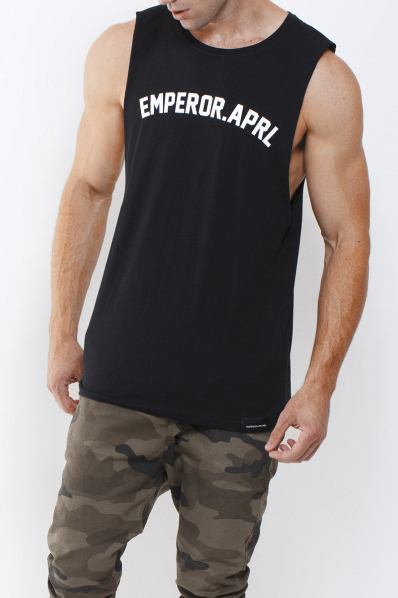 Midtown Tank Top (Black)