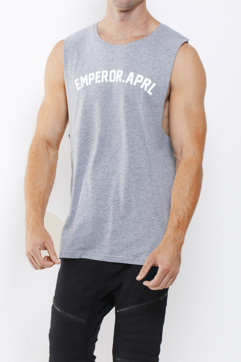 Midtown Tank Top (Grey Marle)