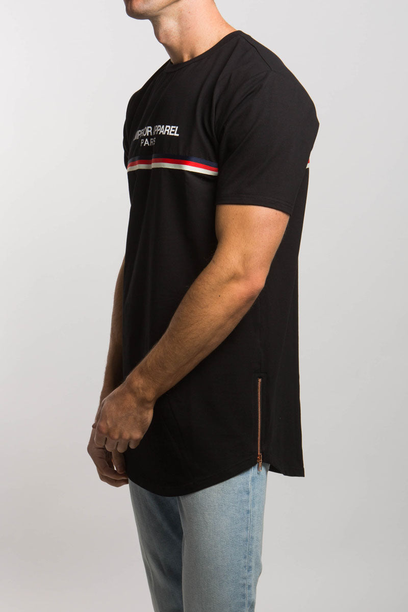 Naples T-Shirt (Black)