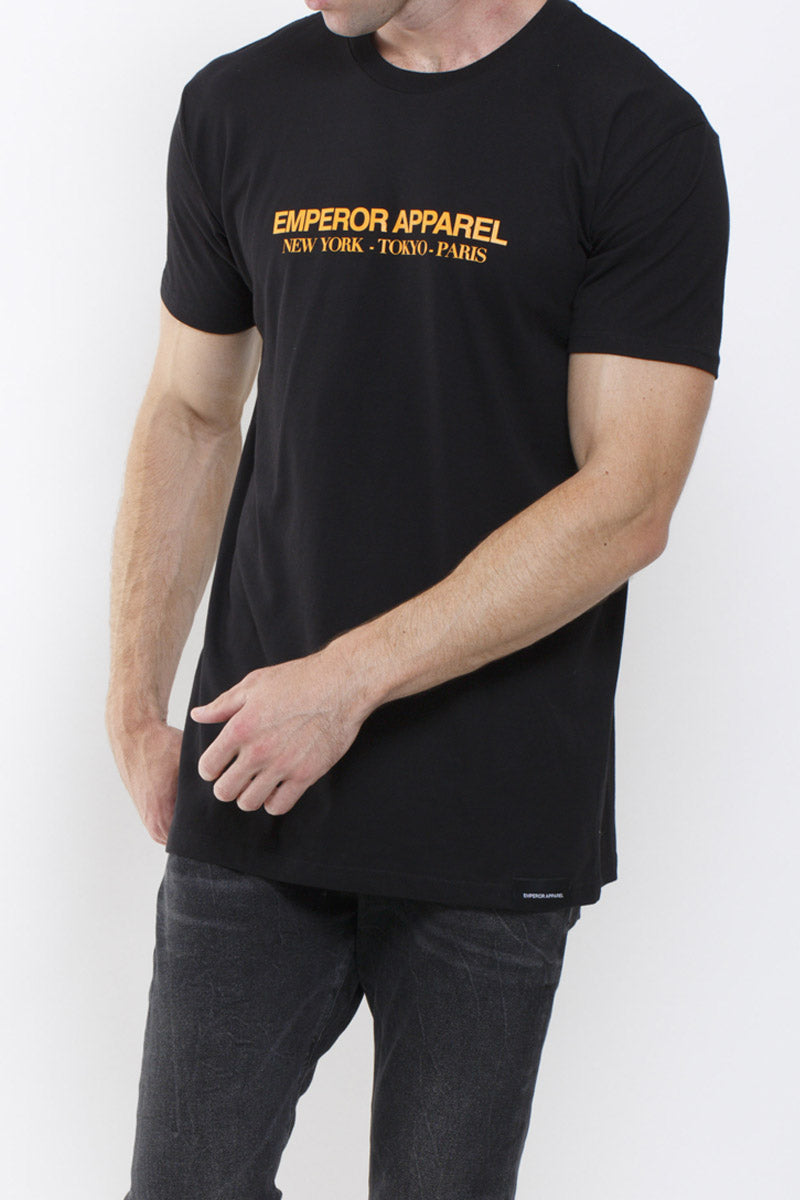 Newport T-Shirt (Black)