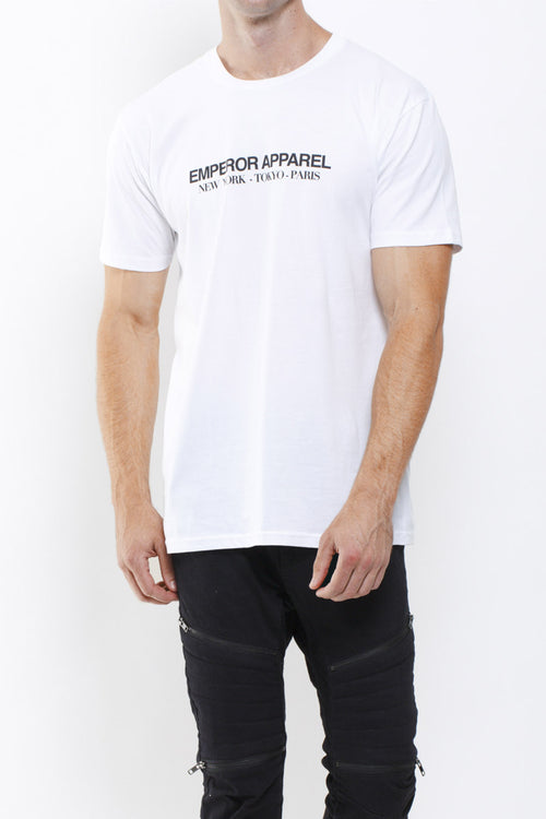 Newport T-Shirt (White)