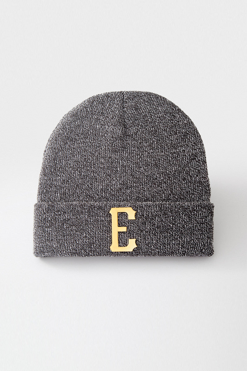 Palais Royal Beanie Hat (Grey)
