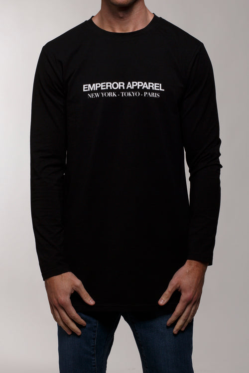 Pantheon L/S T-Shirt