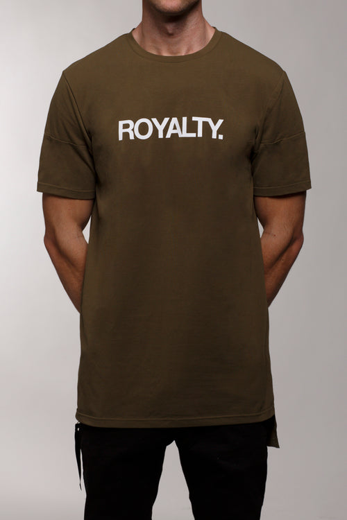 Royalty T-Shirt (Olive)