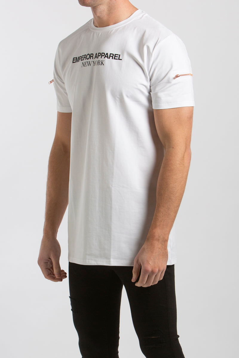 Sacci T-Shirt (White)