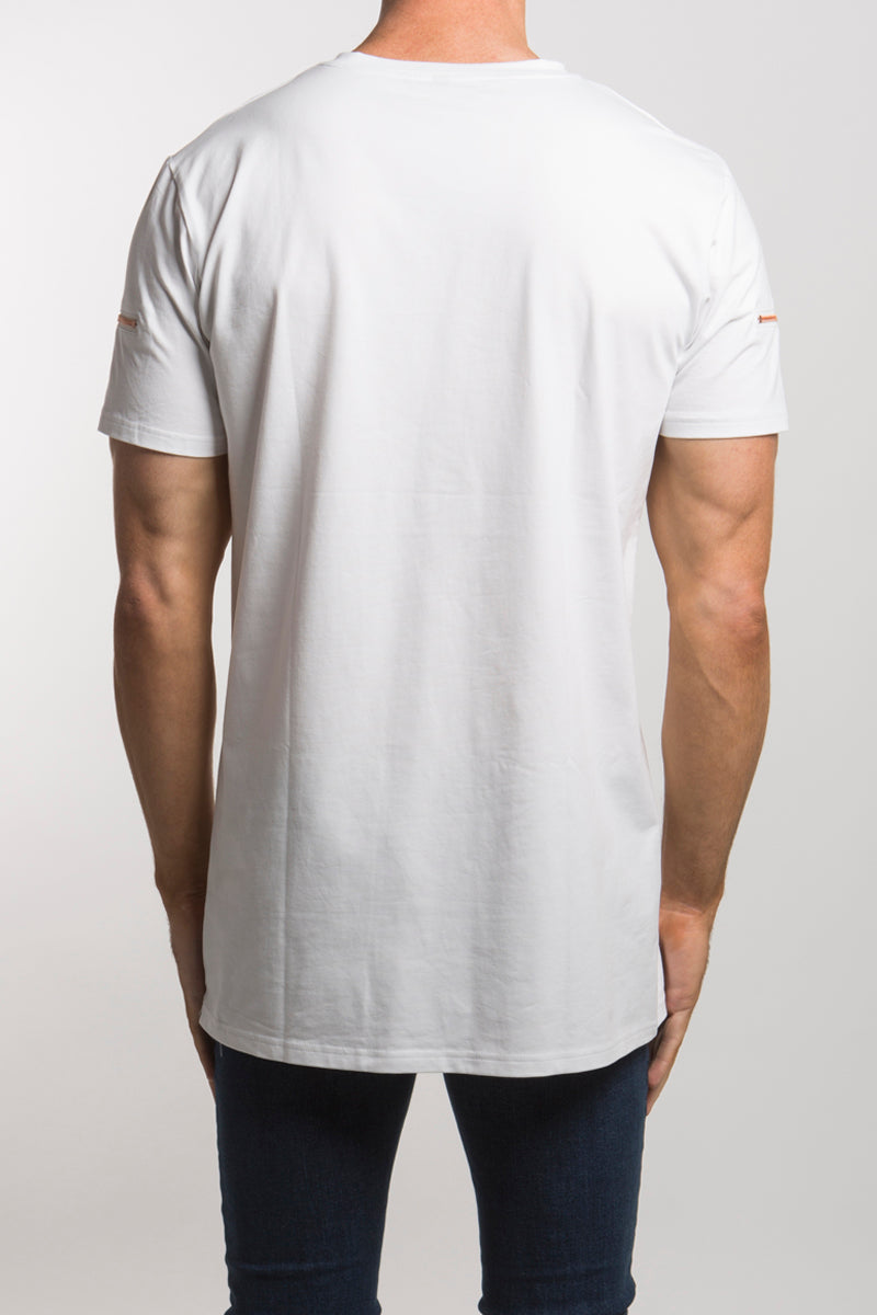 Sace T-Shirt (White) - Nearly sold out!