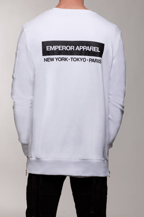 Upper East Crewneck
