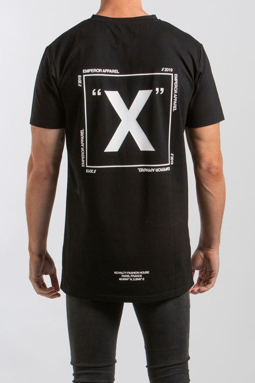 X Marks T-Shirt (Black)
