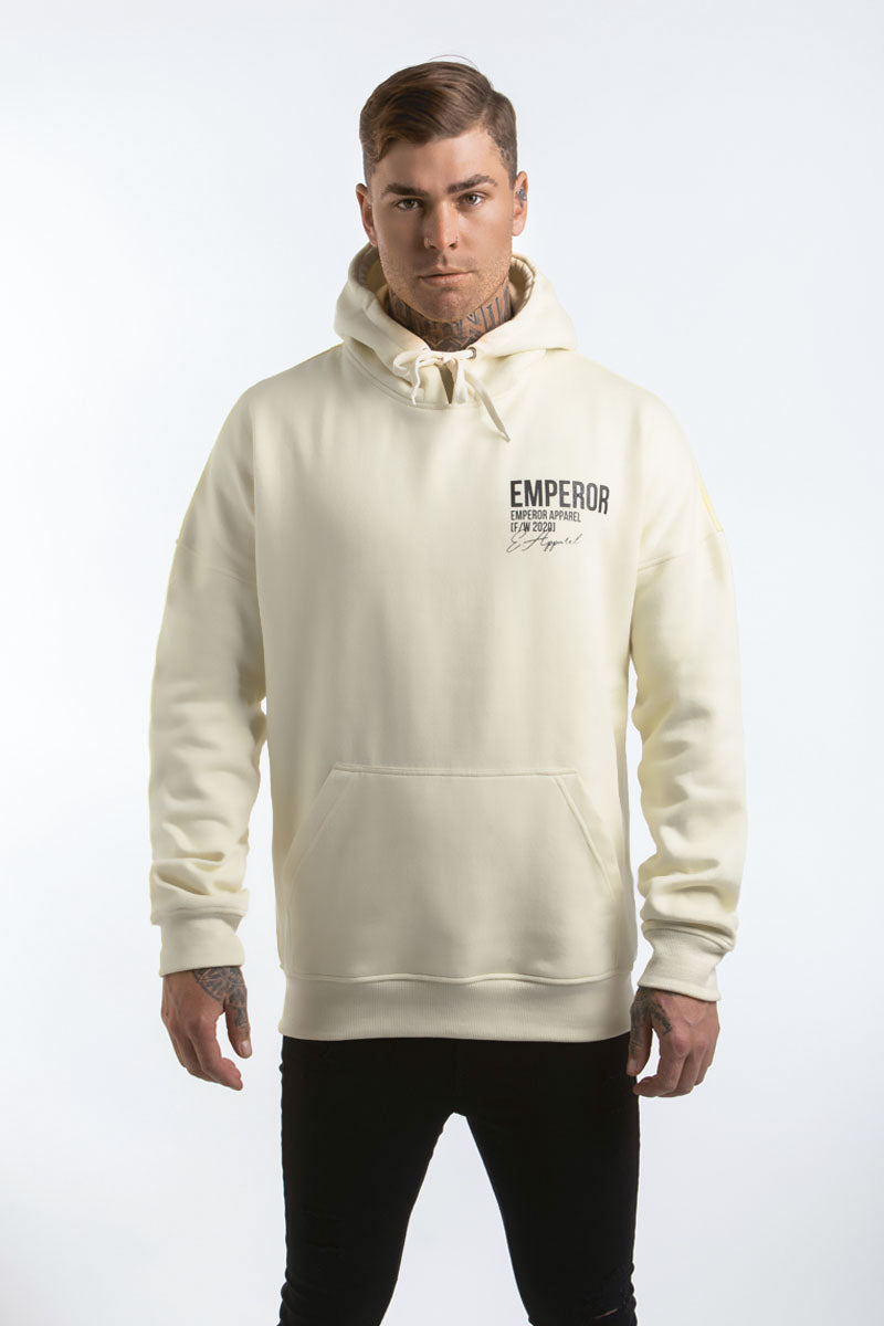 Limited Edition FW Hoodie - Off White