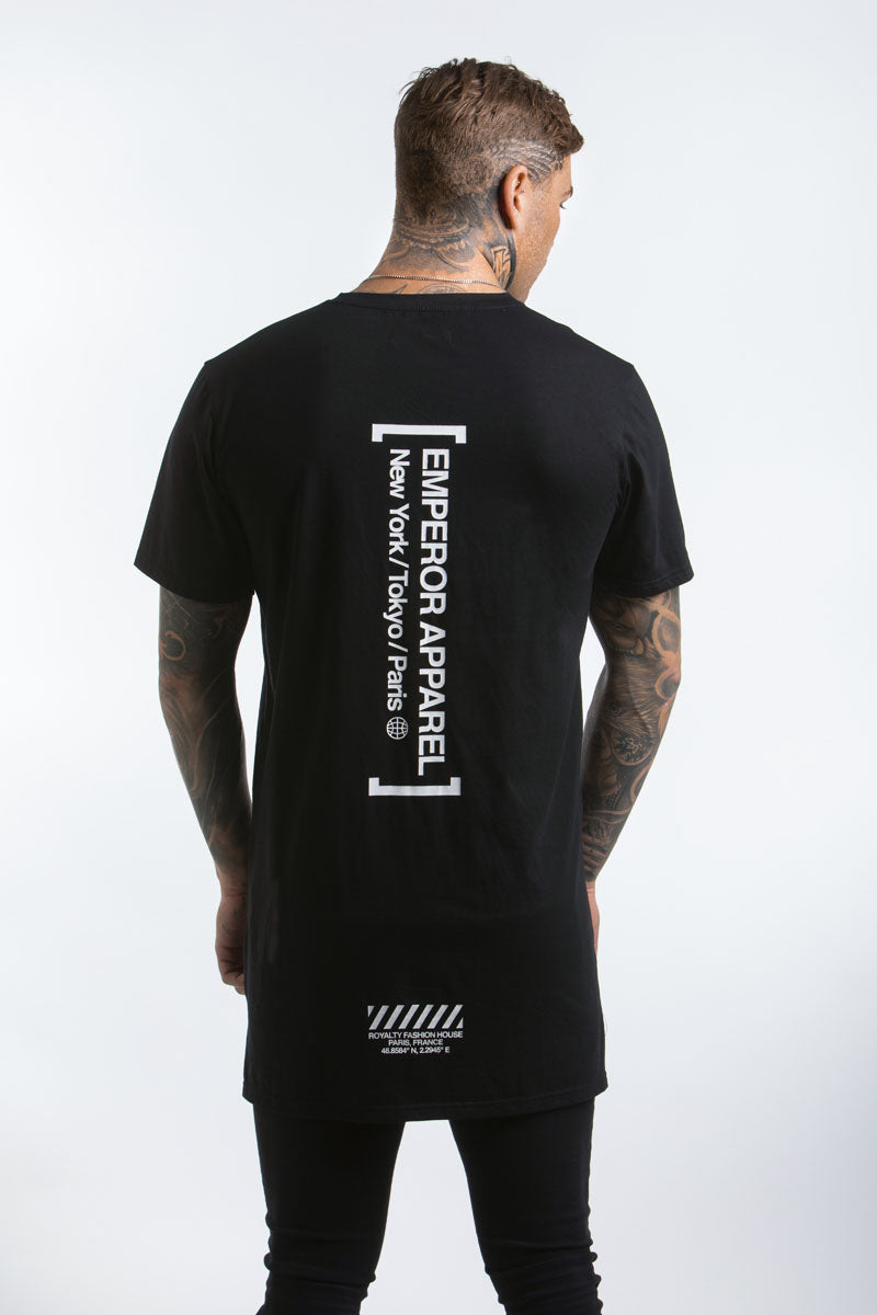 Global T-Shirt (Black)