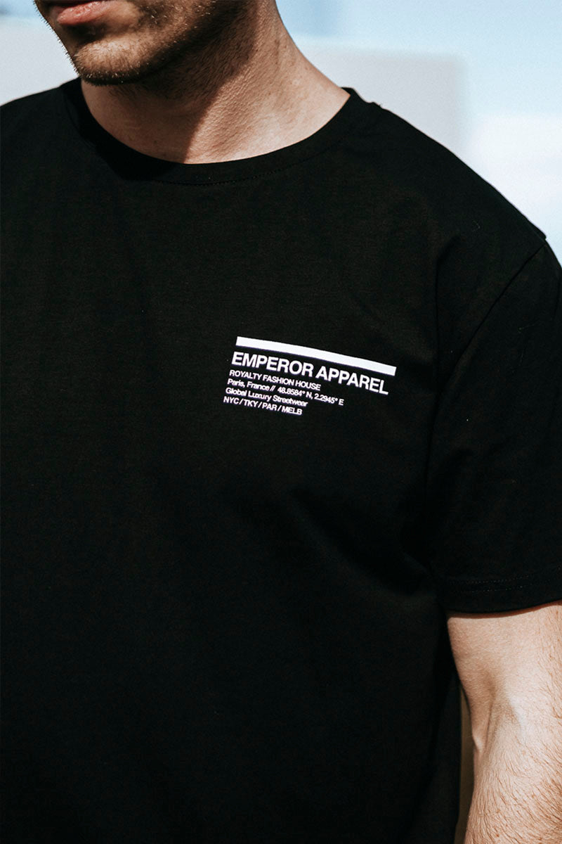 Inflation T-Shirt (Black)