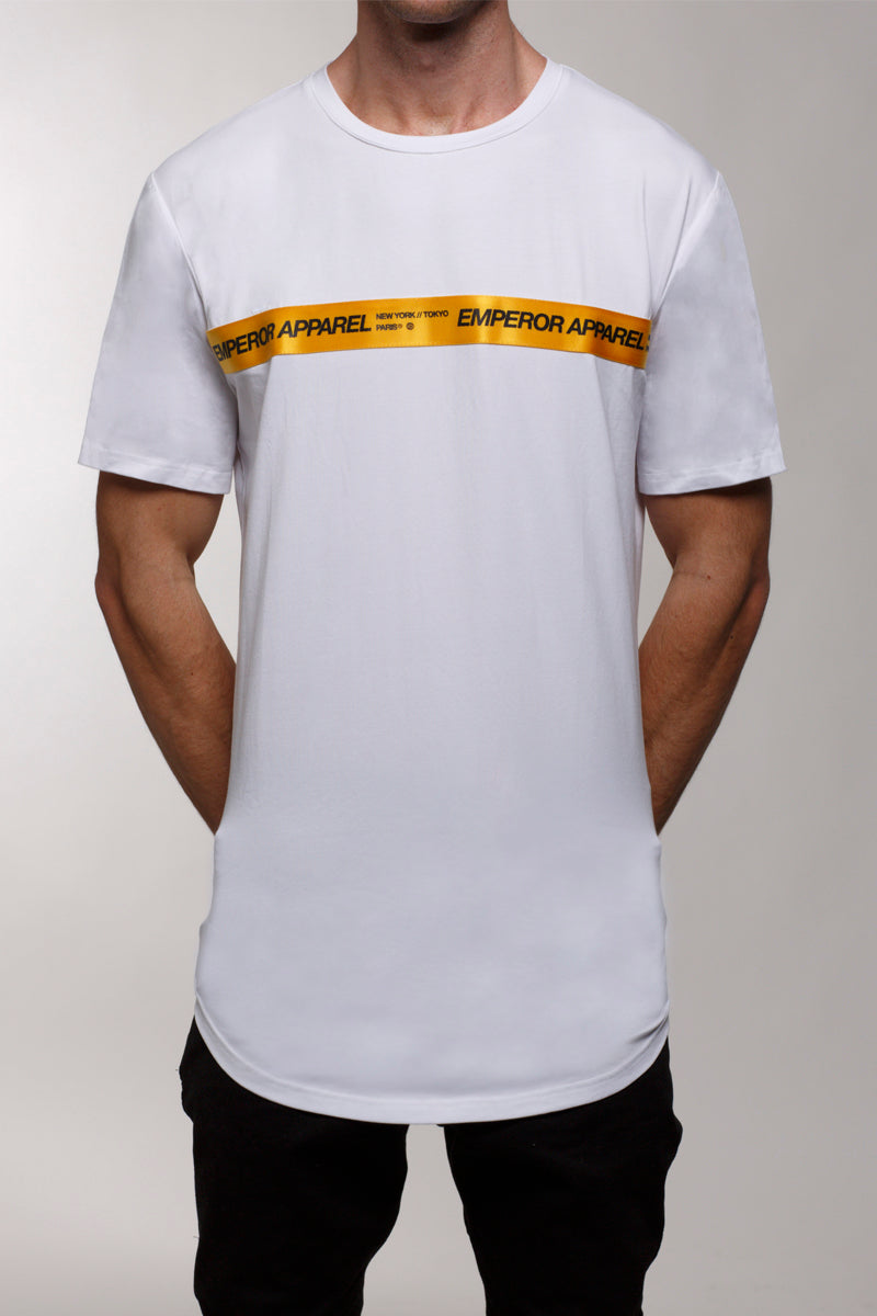 257b5e8f Blanc T-Shirt (White) - LOW STOCK – Emperor Apparel