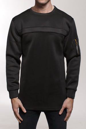 Royale Microfleece Crewneck