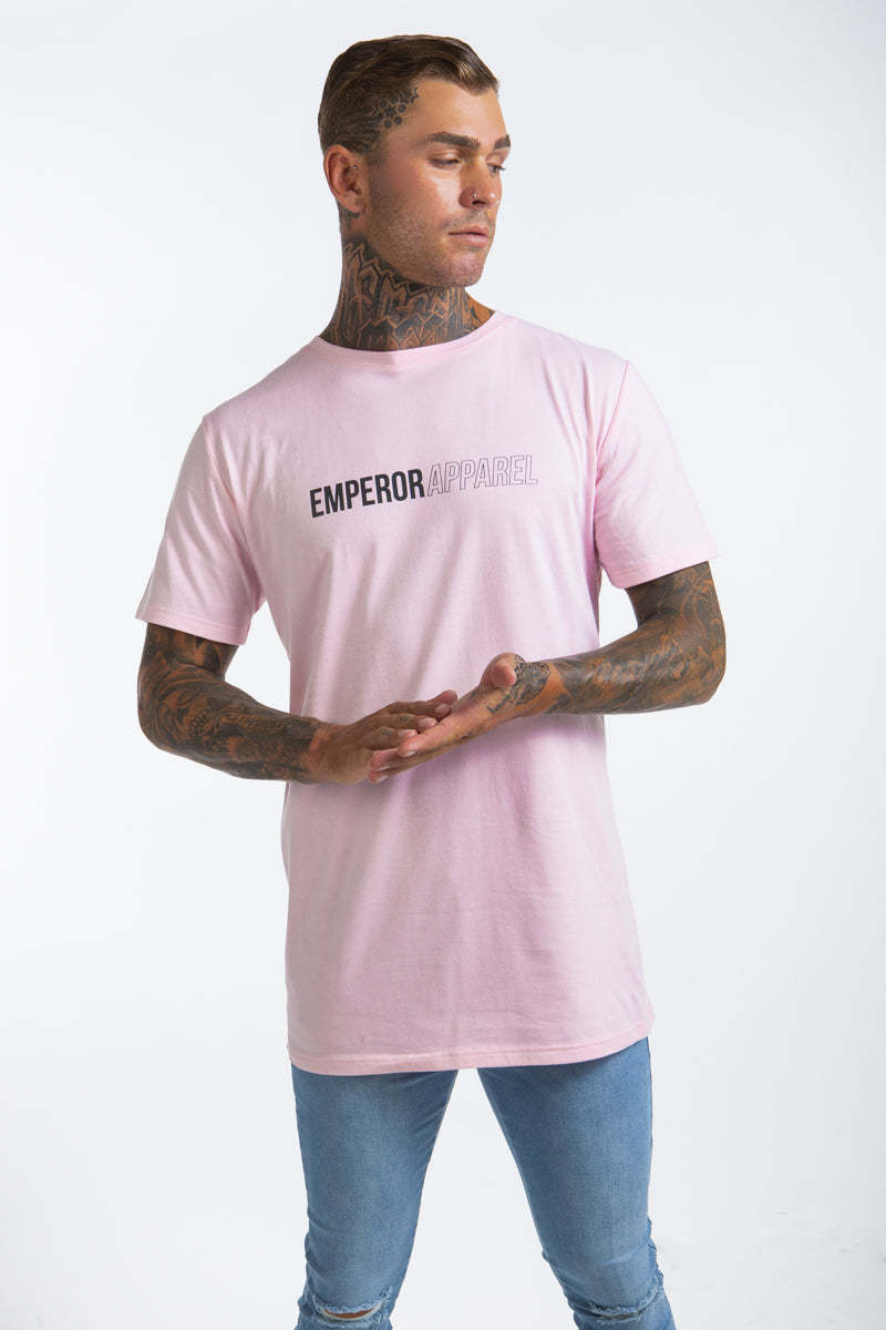 Worldwide T-Shirt (Pink)