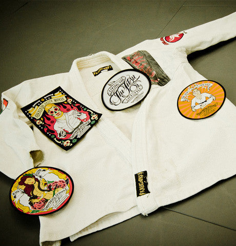 Combo Pack 1- BJJ Patches