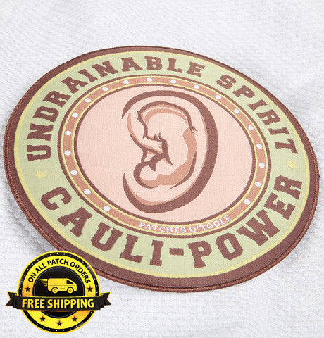 Cauli-Power Patch