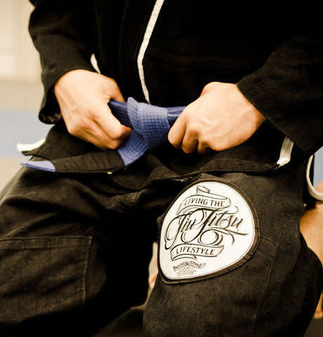 BJJ Lifestyle Patch
