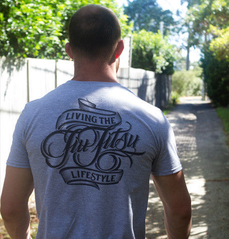 BJJ Lifestyle T-Shirt