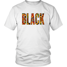 Load image into Gallery viewer, Kente Unisex T- Shirt