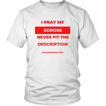 Load image into Gallery viewer, I Pray- DST Edition (Unisex Fit)