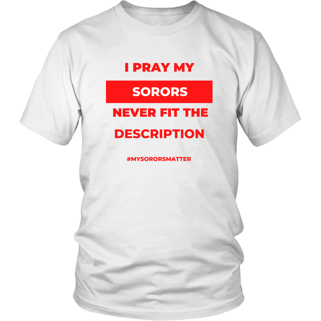 I Pray- DST Edition (Unisex Fit)