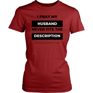 I Pray- Wife for Husband