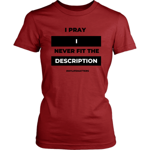 I Pray- Personal Edition (Women's Cut)