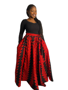 The Ultimate Diva Maxi Skirt