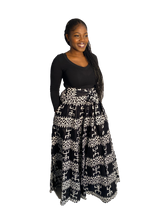 Load image into Gallery viewer, Dancing Diva Maxi Skirt