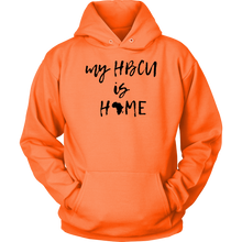 Load image into Gallery viewer, My HBCU is HOME- Unisex Hoodie