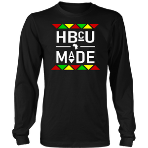 Unisex HBCU Pride Long Sleeve Shirt