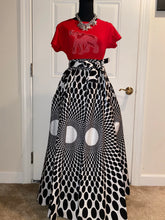 Load image into Gallery viewer, Polka Dot Party Skirt