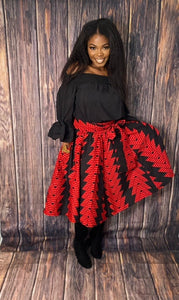 Ultimate Diva Midi Skirt
