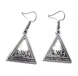 Silver Plated DST earrings