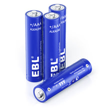 Load image into Gallery viewer, EBL 1.5v Alkaline AAA Batteries - EBLOfficial