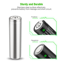 Load image into Gallery viewer, EBL AA Ni-Cd Rechargeable Batteries 1100mAh - EBLOfficial