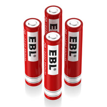 Load image into Gallery viewer, EBL 10440 Li-ion Rechargeable Batteries 3.7V 350mAh - EBLOfficial