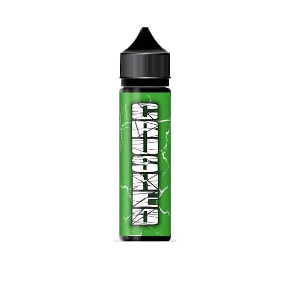 Crushed 0mg 50ml Shortfill (70VG/30PG) - Unholy Vape