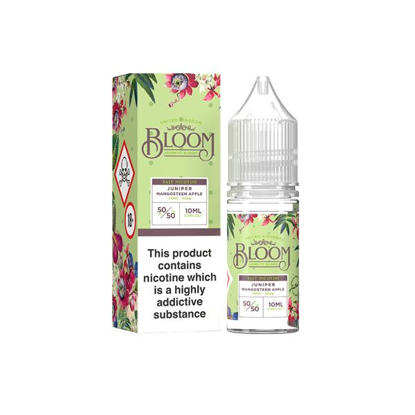 10mg Bloom Nic Salt 10ml (50VG/50PG) - Unholy Vape