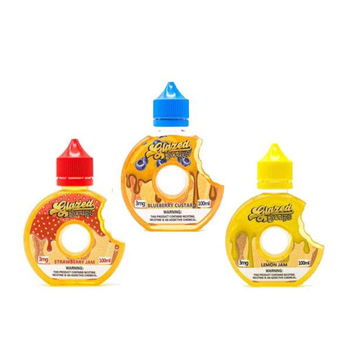 Glazed Goodies by Vape Breakfast Classics 0mg 80ml Shortfill (70VG/30PG) - Unholy Vape