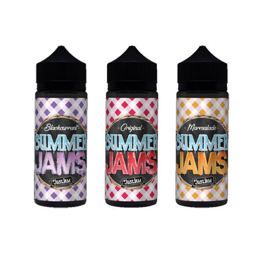 Summer Jam by Just Jam  0mg 100ml Shortfill (80VG/20PG) - Unholy Vape