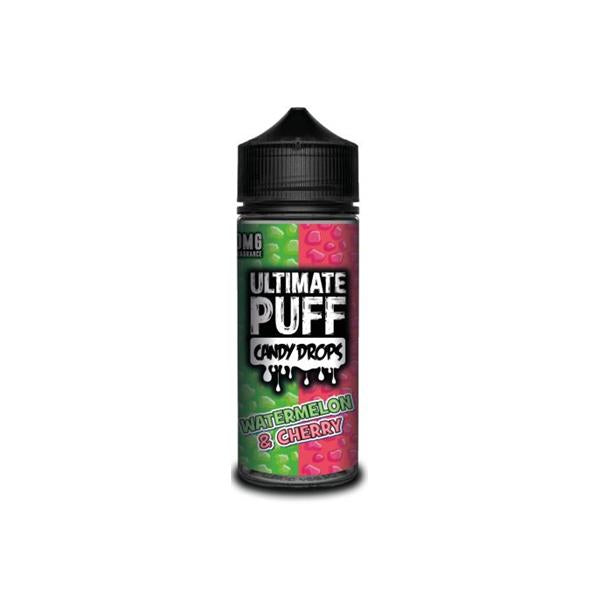 Ultimate Puff Candy Drops 0mg 100ml Shortfill (70VG/30PG) - Unholy Vape